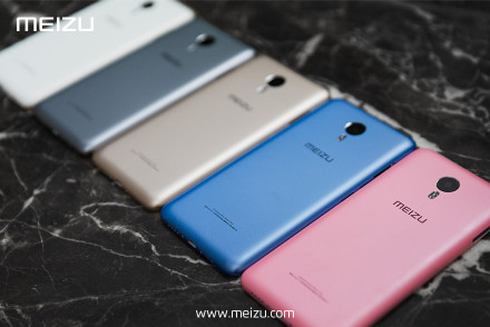 Meizu Blue Charm Metal Filtracion 4 3