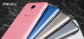 Meizu Blue Charm Metal Filtracion - Portada