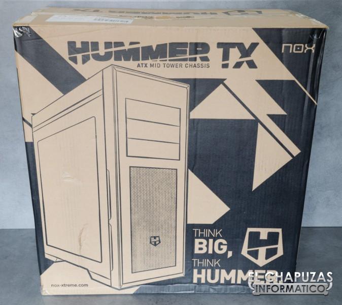 Nox Hummer TX 01