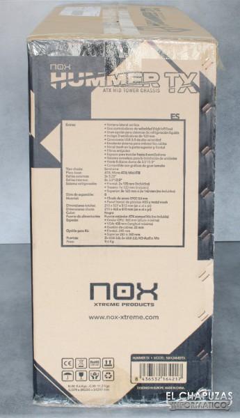 Nox Hummer TX 02+