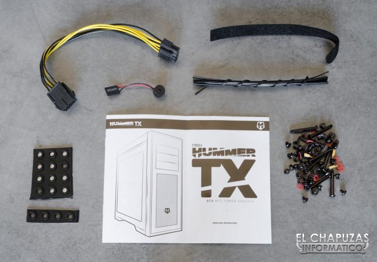 Nox Hummer TX 05