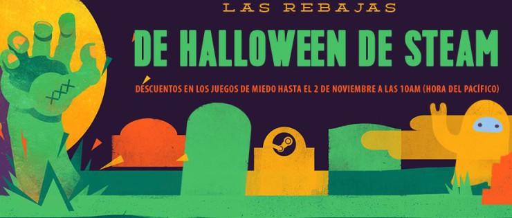 Rebajas Steam Halloween 2015