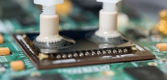Refrigeración con microfluidos - Portada