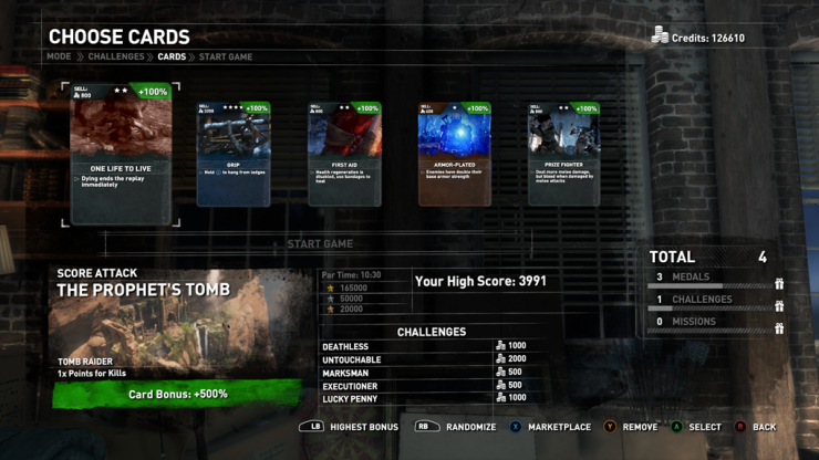 Rise of the Tomb Raider DLC (2)