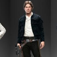 Star Wars Battlefront - Han Solo, Leia y Palpatine - Portada