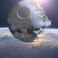 Star Wars - Estrella de la Muerte - Portada