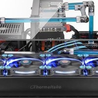 Thermaltake Core P5 - Portada