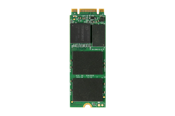 Transcend MTS600 M.2 SSD Oficial