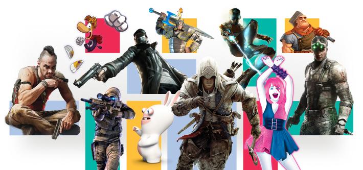 Ubisoft juegos