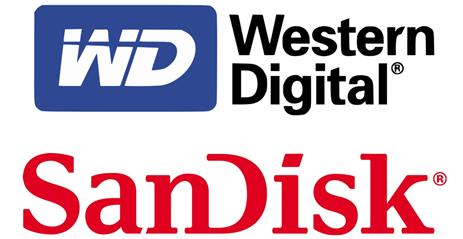 Western Digital y SanDisk 0