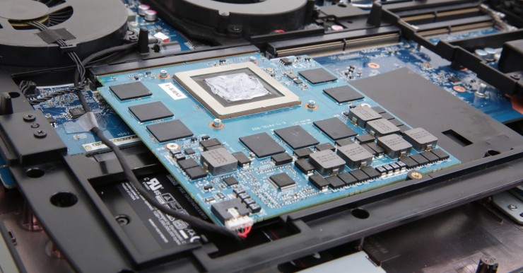 XMG U726 ULTIMATE - GeForce GTX 980