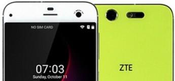 ZTE Blade S7 - Portada