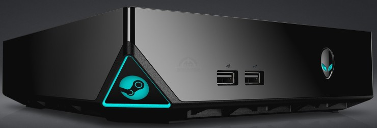 Alienware Steam Machine -1