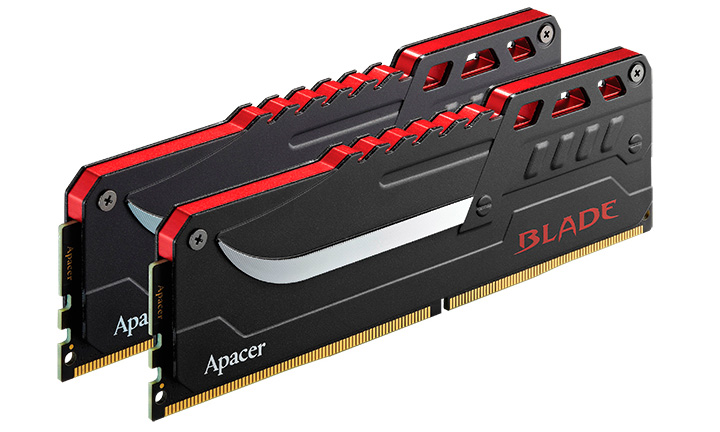 Apacer Blade DDR4 3600 MHz Oficial