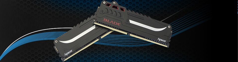Review: Apacer Blade DDR4 3600 MHz