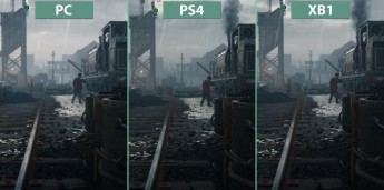 Assassin's Creed Syndicate PC vs PlayStation 4 vs Xbox One