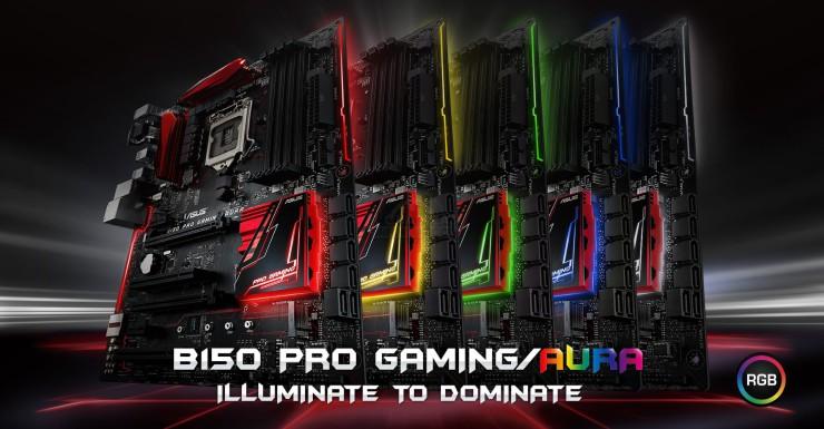 Asus B150 Pro Gaming-Aura (1)
