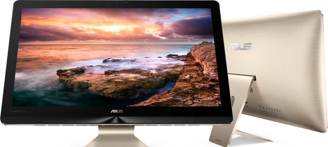 Asus Zen AiO (Z240ICGT): Equipo de alto rendimiento con panel IPS 4K