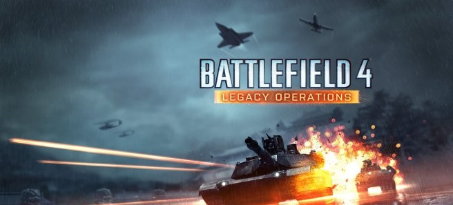 Battlefield 4 Legacy Operations - Portada