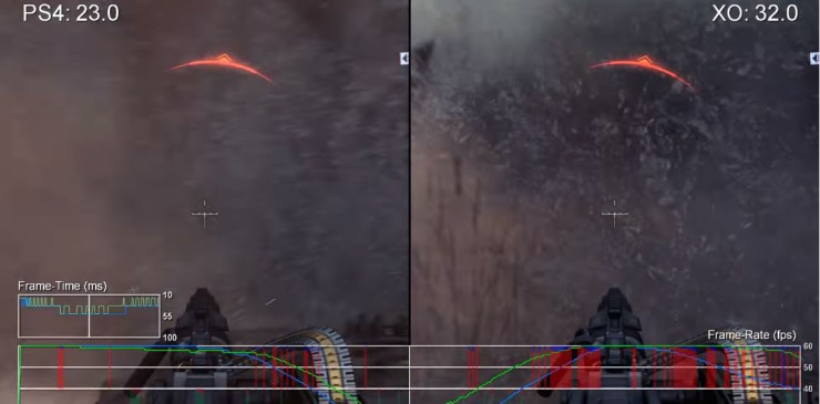 Black Ops 3 PlayStation 4 vs Xbox One