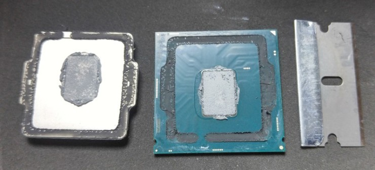 CPU delidding - Portada