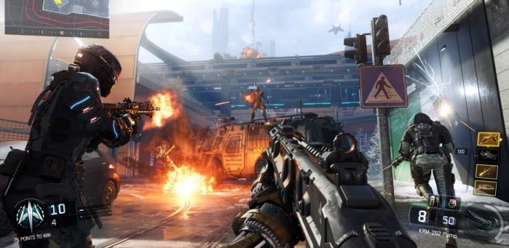 Call of Duty Black Ops 3 - Portada