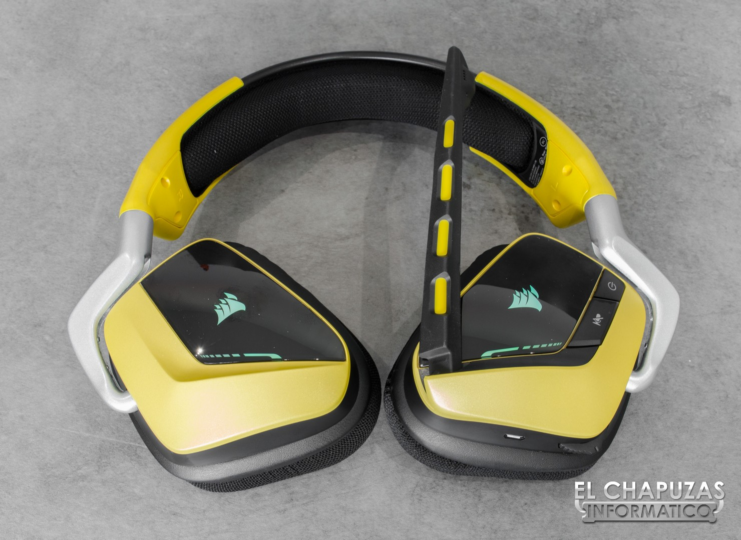 Corsair Void Wireless Se Review Inalambricos Dolby 7 1