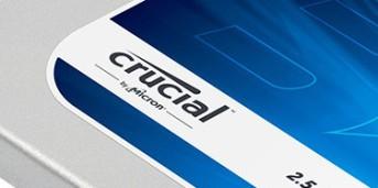 Crucial BX200 - Portada