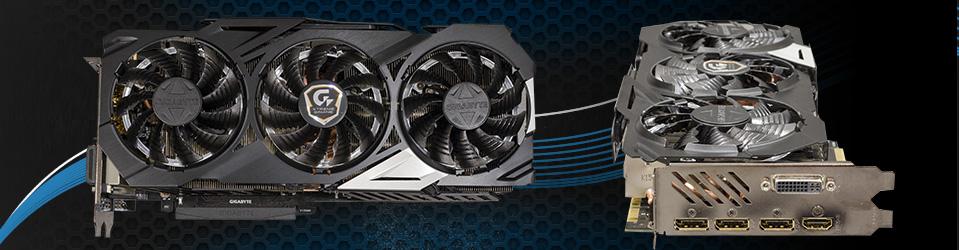 Gigabyte GeForce GTX 980 Ti Xtreme Gaming Slider