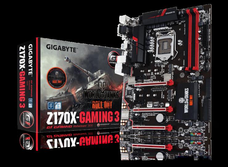 Gigabyte Z170X-Gaming 3 Oficial