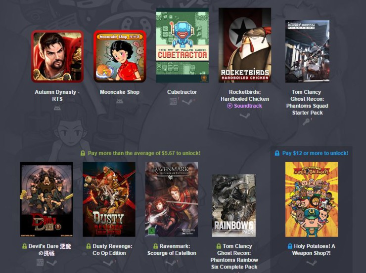 Humble Bundle Made in Singapore