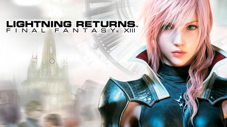 Lightning Returns Final FantasyY XIII