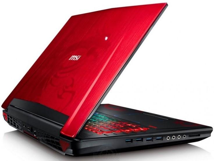 MSI GT72 Dragon Edition