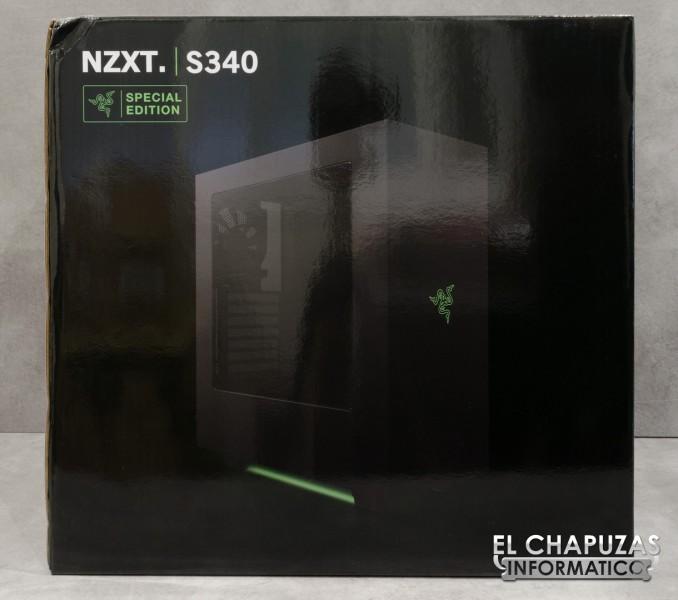 NZXT S340 Razer Edition 01