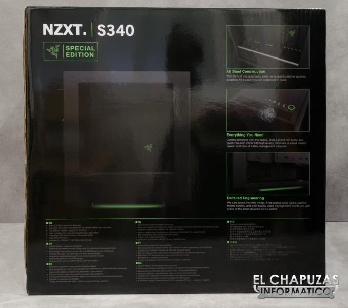 NZXT S340 Razer Edition 03