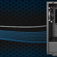 NZXT S340 Razer Edition Slider