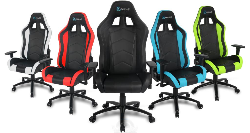 Newskill takamikura silla gaming que busca su hueco en el for Sillas de ordenador gamer