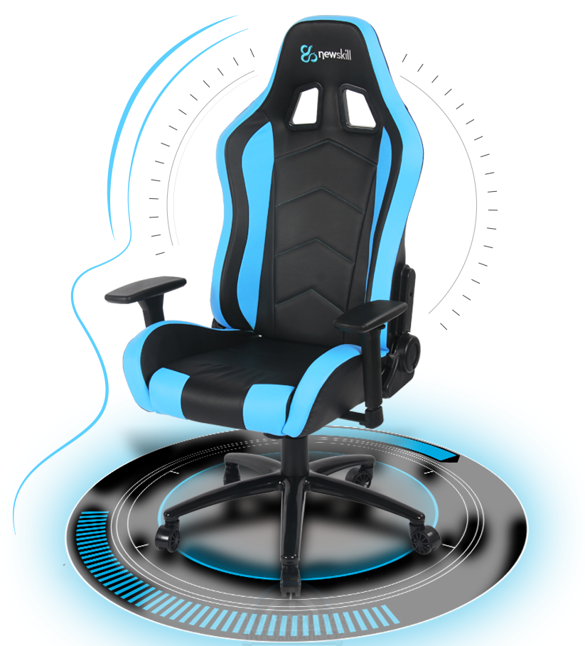 Newskill takamikura silla gaming que busca su hueco en el for Silla gaming con altavoces