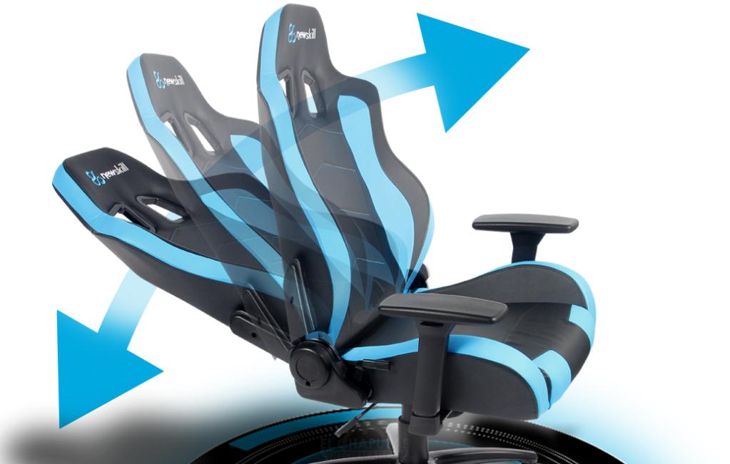 Newskill takamikura silla gaming que busca su hueco en el for Precio sillas gamer