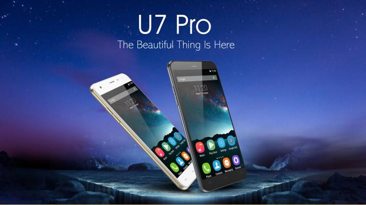 Oukitel U7 Pro