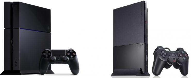 PlayStation 4 retrocompatibilidad PlayStation 2
