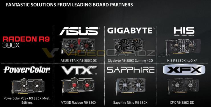 Radeon R9 380X especificaciones benchmarks (4)