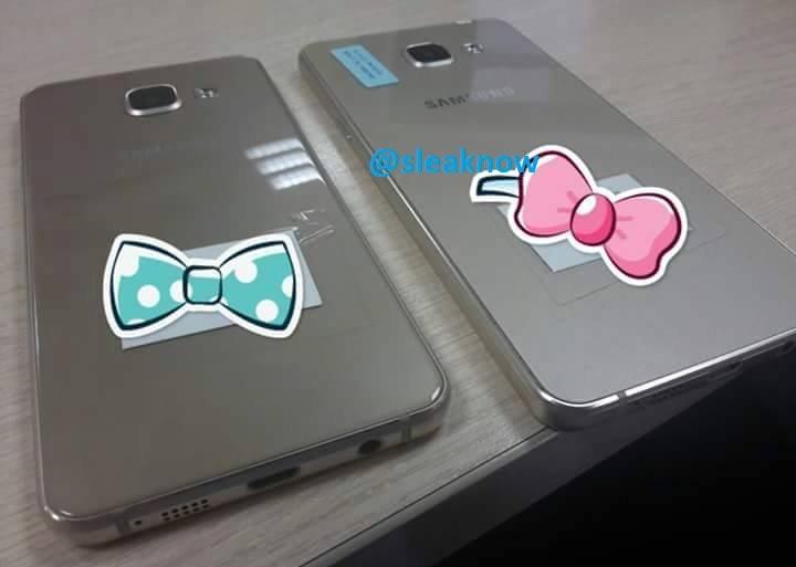 Samsung Galaxy A3 & Galaxy A5 (2016)