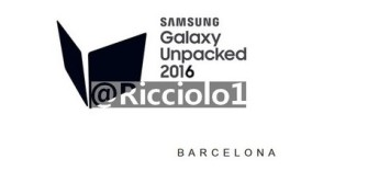 Samsung Galaxy Unpacket 2016