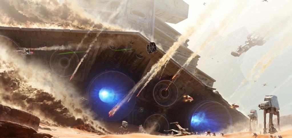 AMD amplía su oferta Star Wars: Battlefront con las GPUs Radeon Fury