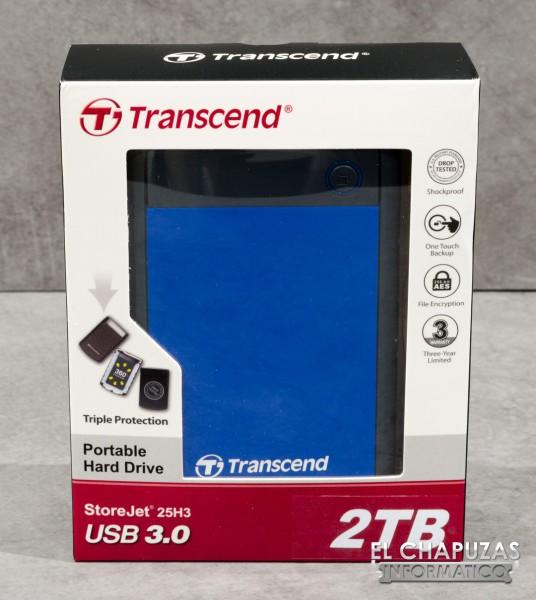 Transcend StoreJet 25H3 01