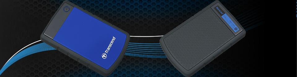 Review: Transcend StoreJet 25H3 – HDD externo a prueba de golpes