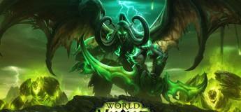 World of Warcraft Legion - Portada