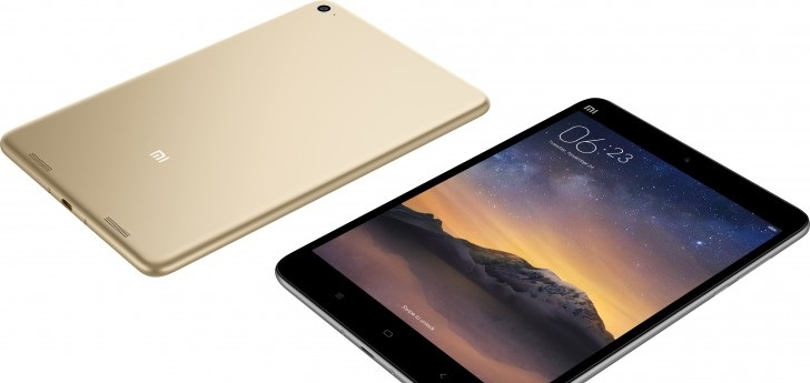 Xiaomi Mi Pad 2 - Portada