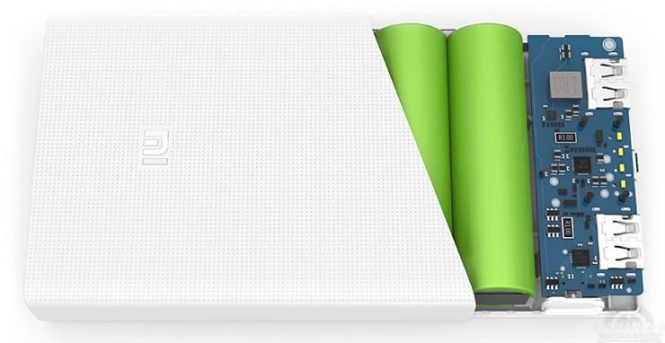 Xiaomi Power Bank 20000 mAh (2)